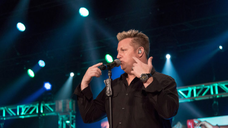 Is Gary LeVox of Rascal Flatts Singing About Your Life?