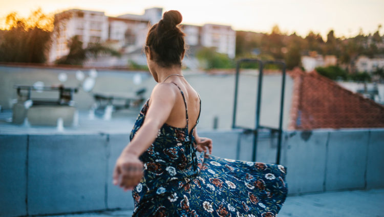Here's How to Become a New Person
