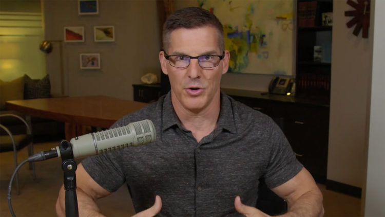 Work With People With Negative Energy? Craig Groeschel Has Some Thoughts